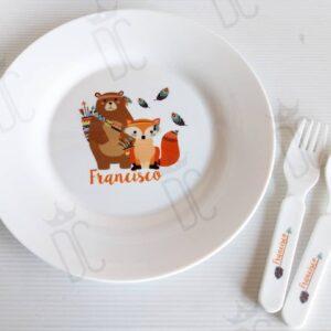 Kit comida