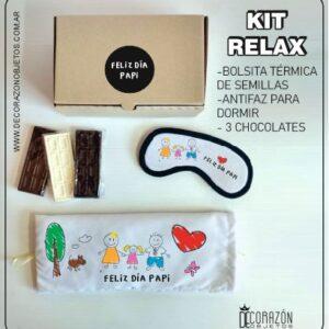 Kit Relax Día del Padre